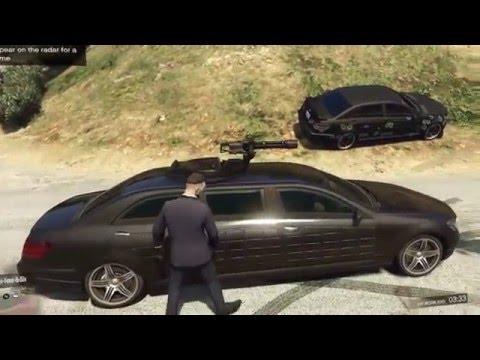 GTA 5 protect the VIP