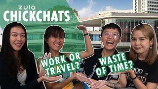 Gap Year = Waste Time? | ZULA ChickChats | Ep 91