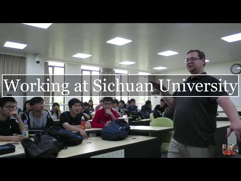 What's It Like Working At Sichuan University? | Teach Englis
