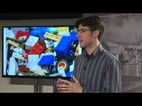 Networked design | Pedro Parraguez Ruiz | TEDxBradford