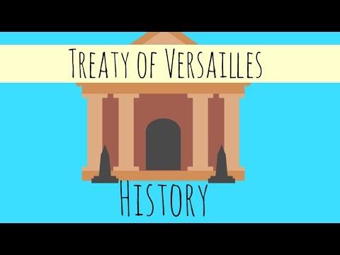 Treaty of Versailles - The Main Cause of World War 2 - GCSE History