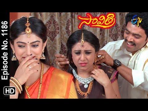 Savithri | 22nd January 2019 | Full Episode No 1186 | ETV Telugu