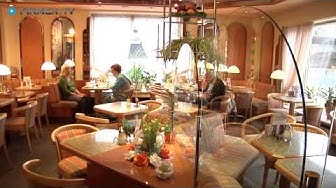 Konditorei und Cafe Kneitinger in Garmisch-Partenkirchen - ein ganz vorzügliches Kaffeehaus