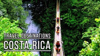 Places To Visit In Costa Rica | Top 5 Best Places To Visit In Costa Rica 2019