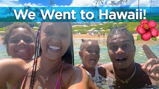 Travel with Me to Hawaii | Family Vacation Vlog 2021