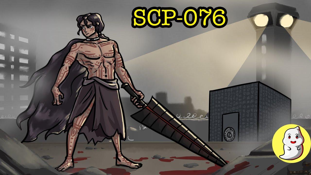 SCP-076 亞伯【SCP動畫】