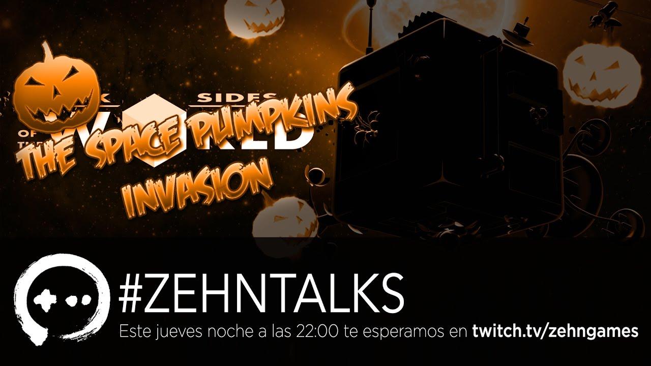 ZehnTalks #2 Six Sides of the World con Emilio J. L. Joyera 27/10/2016