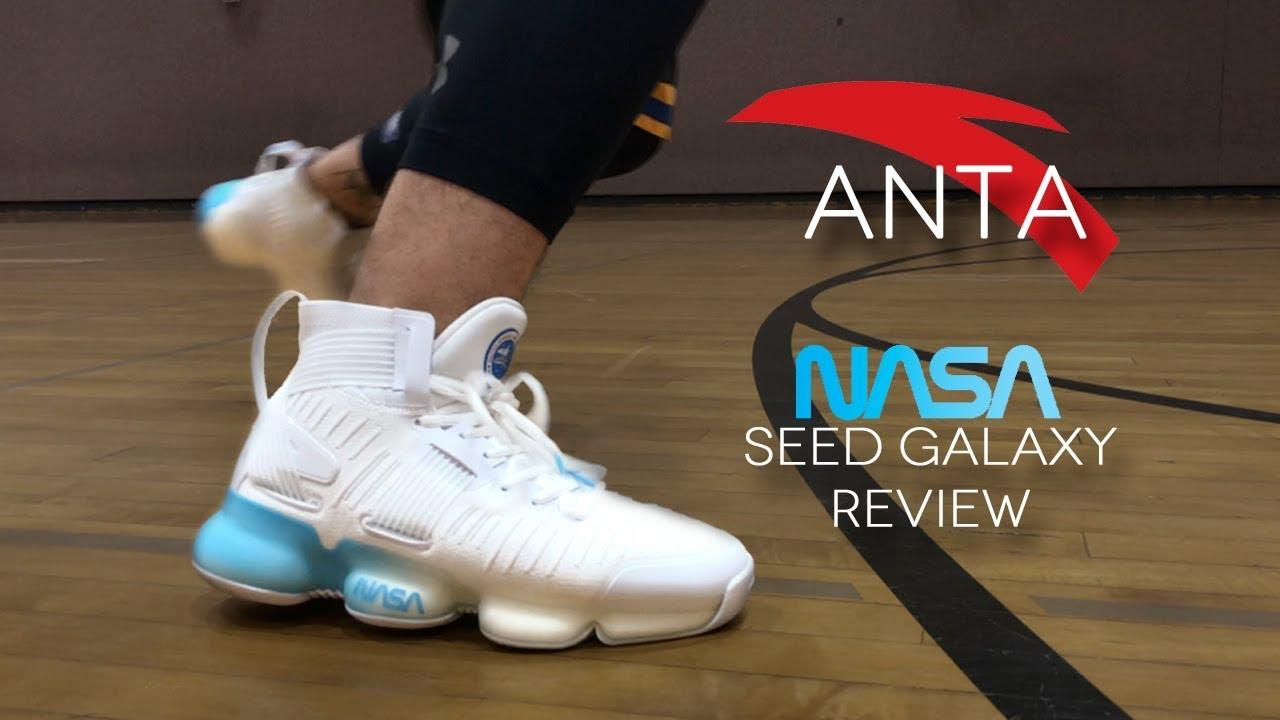 ANTA NASA SEED GALAXY | REVIEW - YouTube