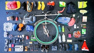 Gear List: 3 Years Cycle Touring