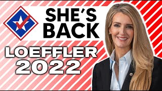 Kelly Loeffler Looks to Run Again in the 2022 Senate Elections