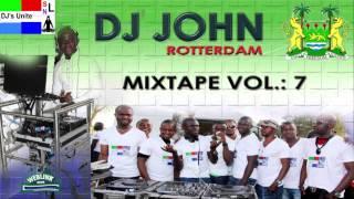 DJ JOHN MIXTAPE VOL 7 (SALONE MIX)