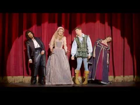 Kiss Me, Kate | Official showreel trailer (2015 tour)