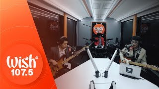 "Bradz perform ""LBM (Ligayang Bigay Mo)"" LIVE on Wish 107.5 Bus"