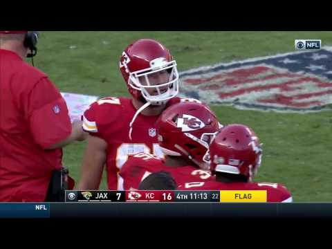 Travis Kelce Ejected for Throwing His Towel at the Ref!  Jaguars vs. Chiefs  NFL