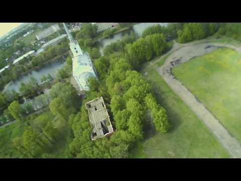 Ярославль, Перекоп, Петропавловский парк