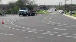 Skill test at the DMV San Antonio Texas