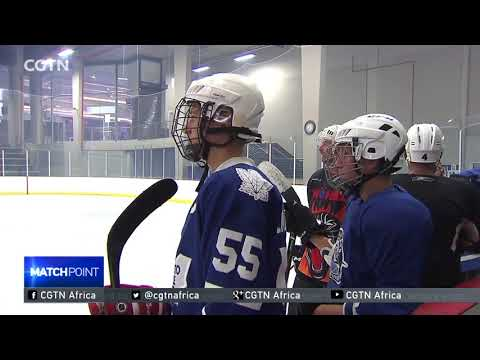 Teams gear up for Cape Town Ice Hockey world ranking tournament