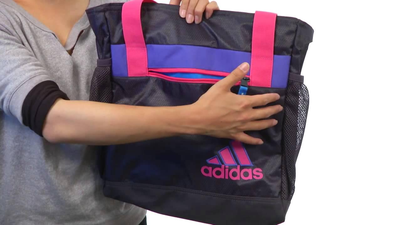 a598fa3e29b7 adidas - Squad II Club Bag SKU  8260806 - YouTube