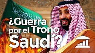 ¿LUCHA por la SUCESIÓN en ARABIA SAUDÍ? - VisualPolitik