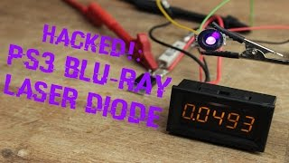 Video HACKED!: PS3 Blu-Ray Laser Diode || Simplest Constant Current Source download MP3, 3GP, MP4, WEBM, AVI, FLV Juni 2018
