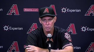 STL@ARI: Trammell on D-backs' 5-2 win, Trumbo