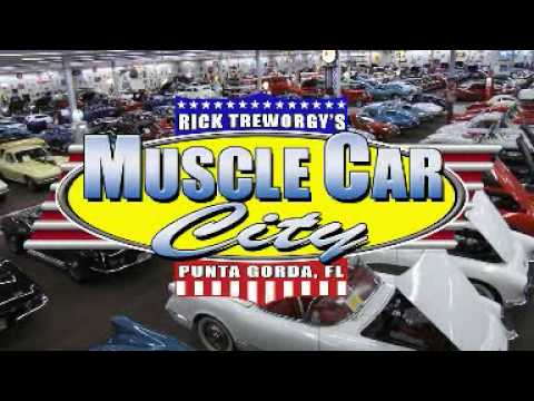 Muscle Car City Museum Punta Gorda Fl Youtube