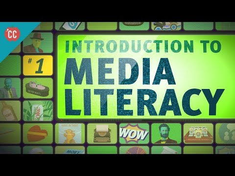 Introduction to Media Literacy: Crash Course Media Literacy