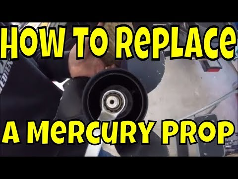 Prop Replacement 2012 Mercury Optimax Pro XS 115hp