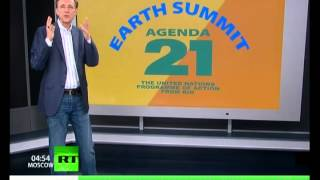 Agenda 21 & the Republican Fear Machine