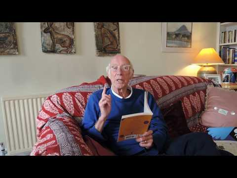 Roger McGough reads 'The Tofu-Eating Tiger'