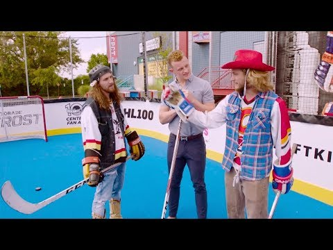 The On the Bench guys look to fix Jack Eichel's shot