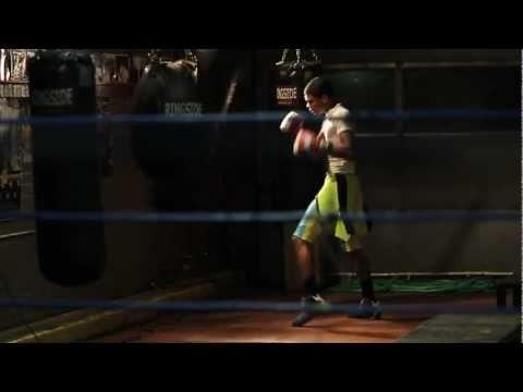 The Golden Glove: Short Boxing Documentary