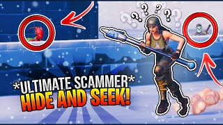 Last Scammer To Get Caught Wins Inventory Back! (3 Scammers Gets Scammed) Fortnite Save The World
