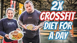 I ate 2x Crossfitters diet for 24 hours | Ft Team Richey