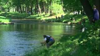 Reportaż - Mistrzostwa świata w połowie ryb drapieżnych, Jelenia Góra 2012