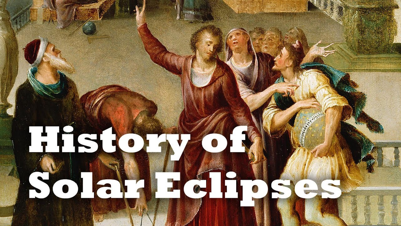Download The Eclipse that Stopped a War: History of Solar Eclipses