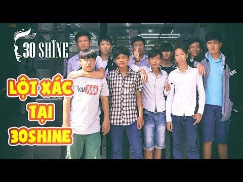 Hành Trình Lột Xác Của Cả Team Con Nit Tại 30Shine - Con Nit channel