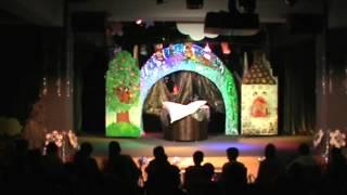 Алматинский Театр «Жас Сахна» Детский Спектакль «Госпожа Метелица» (2014)