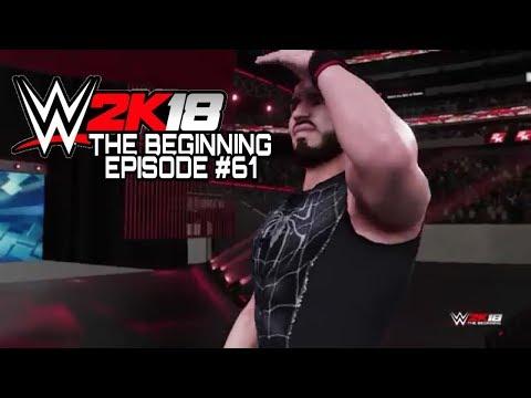 2K18 - Elevated[WWE 2K18 The Beginning Episode #61]
