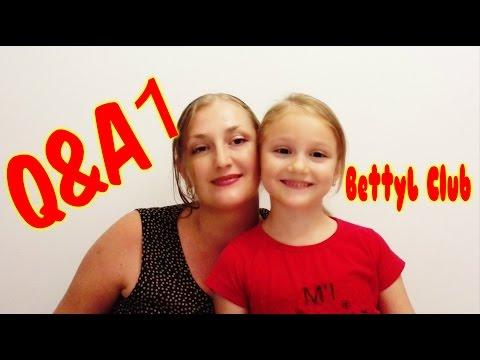 Q&A 1 cu Betty si mama ei