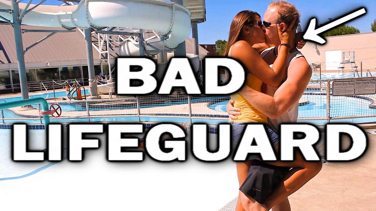 3e257afe2fc THE WORST LIFEGUARD EVER! (Lifeguarding Stories) - YouTube