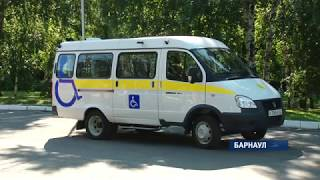 В Барнауле расширился автопарк социального такси