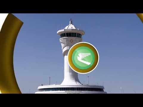 Largest bird-shaped building: Ashgabat International Airport sets world record