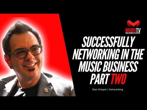 MUBUTV: Insider Video Series  Season 1 Episode 12 Networking Expert Dan Kimpel Pt.2