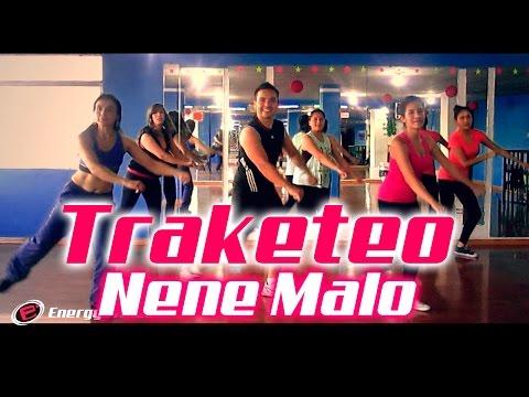 TRAKETEO NENE MALO Coreografía Fitness