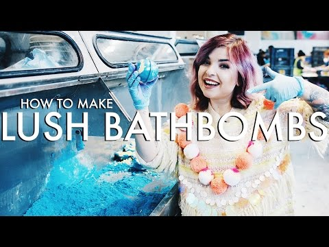 How To Make Lush Bath