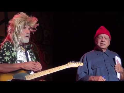 Cheech Chong Santa Claus Live In Austin Texas At The Backyard Youtube