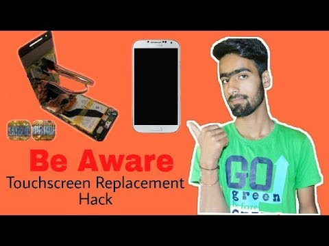 Security Alert: Replacing Screen May Lead Hackers To Your Phone