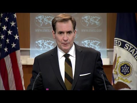 Daily Press Briefing - November 2, 2016