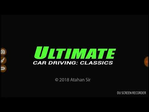 More ultimate car driving: classics
